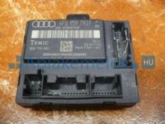 Temic Audi A6 központi zár modul