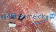 Ajtózár Mikrokapcsoló (univerziális) rögzítő lemezzel