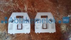 Toledo 2 Leon 1 ELSŐ csúszkapár fehér-standard