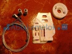 E46 BAL hátsó szett