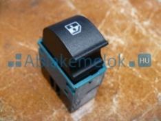 Fiat Doblo bal 1-es kapcsoló zöld-fekete (új)