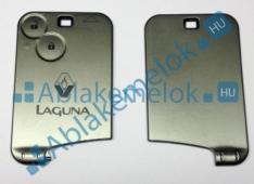 Laguna2 indító kártya (2 gombos)