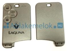 Laguna2 indító kártya (3 gombos)
