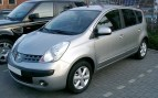 Nissan Note (2005-2013)