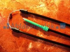 Polo 6N2 (5 ajtós) bowden ( 2 vezetékes)