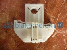 Polo 6N2 (5 ajtós) BAL hátsó csúszka