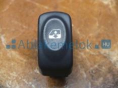 Renault 1-es kapcsoló 6 vezetékes FEKETE (bontott)