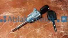 Seat cordob,ibiza  (6L) zárbetét+ 2 kulcs BAL