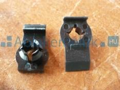 X5 üvegrögzítő clips (hosszú)