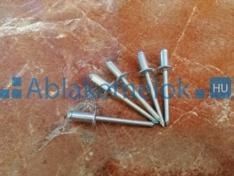 Xsara szerkezet rögzítő szegecs (5db)