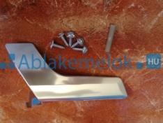 mercedes w204, (C-class)  belső kilincs BAL matt ezüst