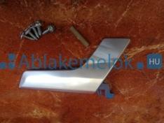 mercedes w204, (C-class)  belső kilincs JOBB matt ezüst