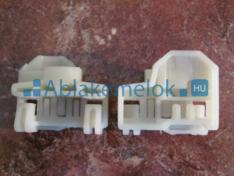 Polo 6N2 (5.a) erősített csuszka pár BAL