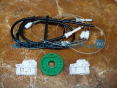 Polo 6N2 (5 ajtós) JOBB első szett sokvezetékes