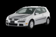 Golf V (3 ajtós) (2003–2008)