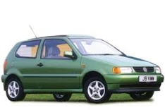 Polo (6N) 3 ajtós (1994–2000)