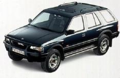 Frontera A (1991–1998)