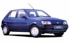 Fiesta MK3 (1989-1997)