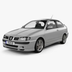 Cordoba 6K (1993-2002) (3 ajtós)