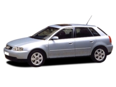 A3 (1996-2003) 5 ajtós /8L/