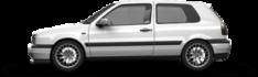 Golf III (1991-1997) 3 ajtós